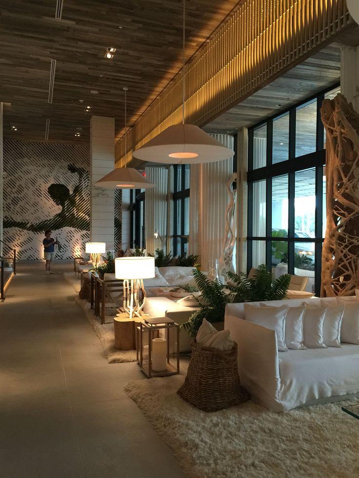Resort Interior Lobby