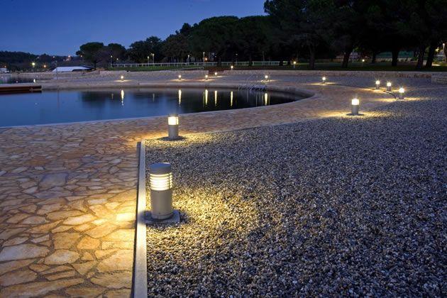 Landscape Bollard Lighting