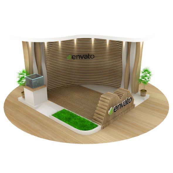Nature Parametric Booth