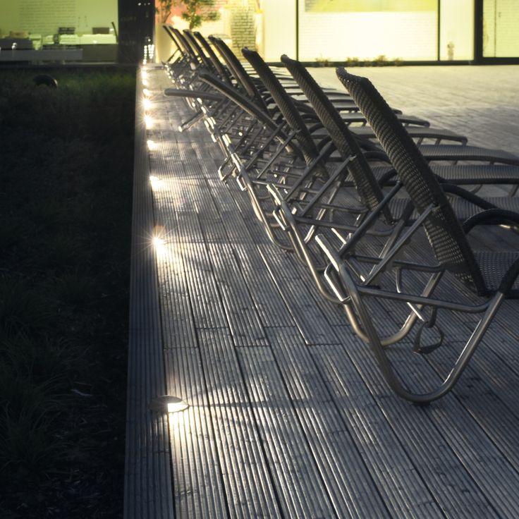 Landscape - Foot Light