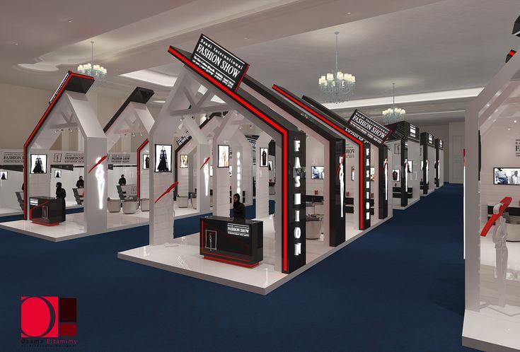 Fashion Exhibition Booth Design