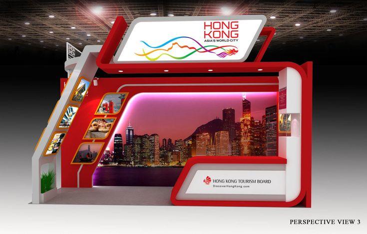 Tourism Exhibition Booth Design