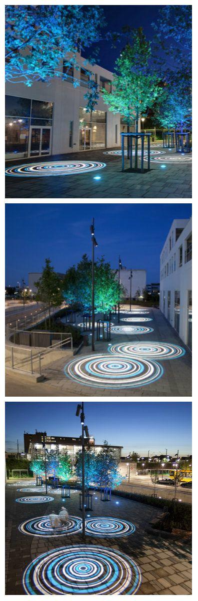 Public Promenade Lighting