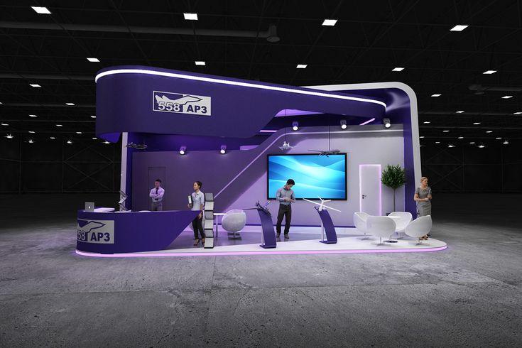 Travel Exhibition Stand