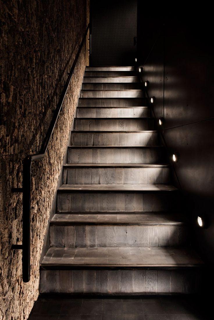 Stairway Corridor Lighting