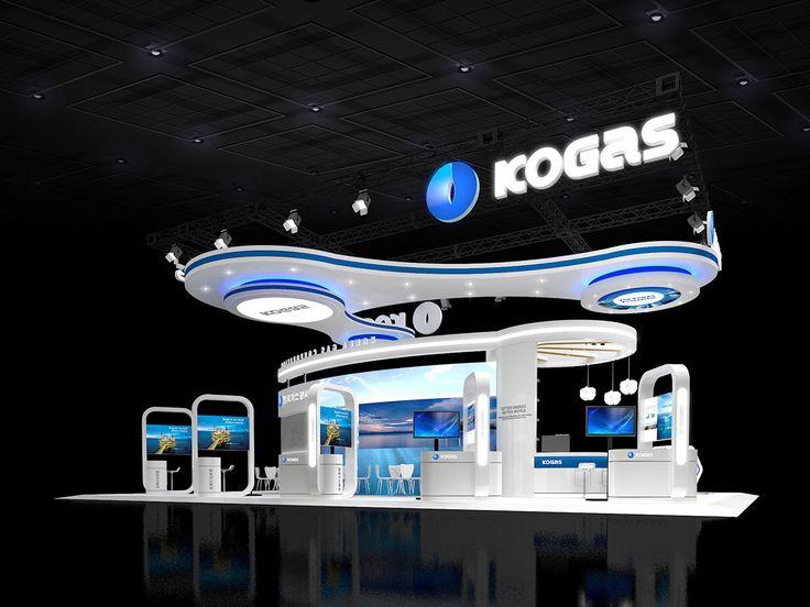 Ultra Modern Exhibition Booth Design