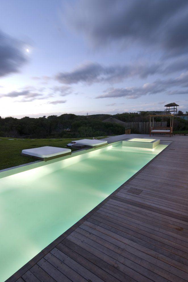 La Boyita House Swimming Pool Lighting