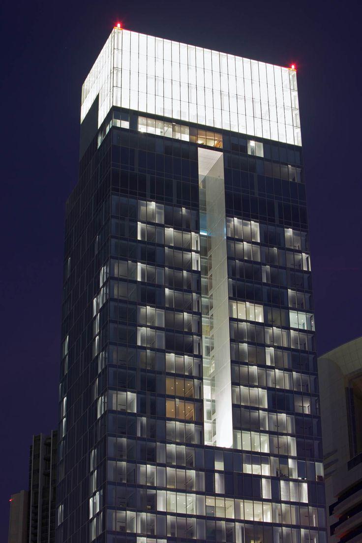 Uplight Wallwasher Facade Lighting