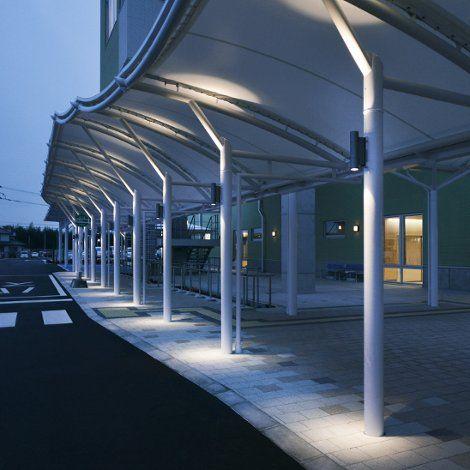 Corridor Outdoor Lighting
