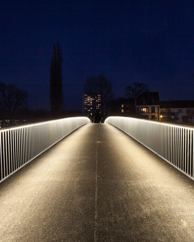 Bridge Pathway Lighting