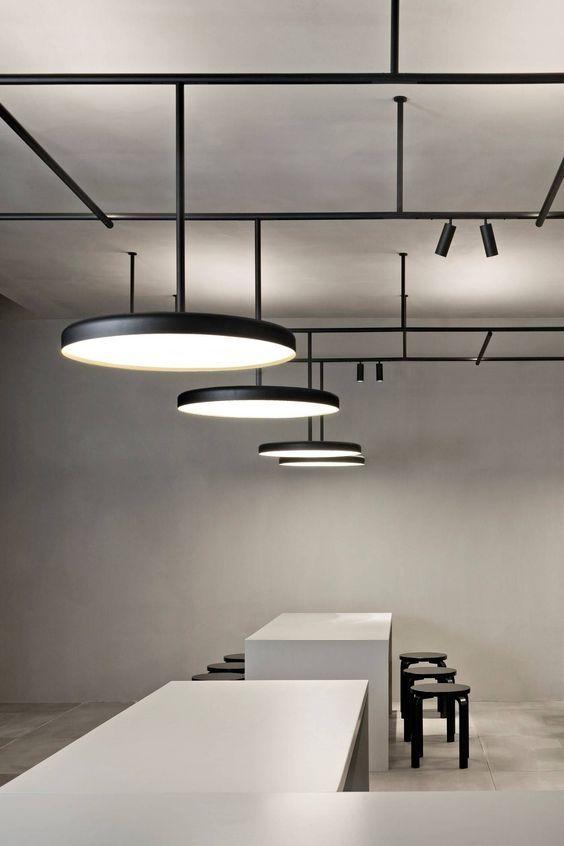 Modern Office Lighting
