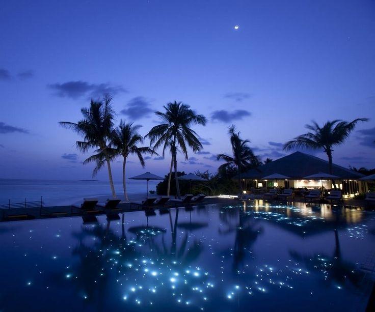 Fibre Optic Underwater Lighting