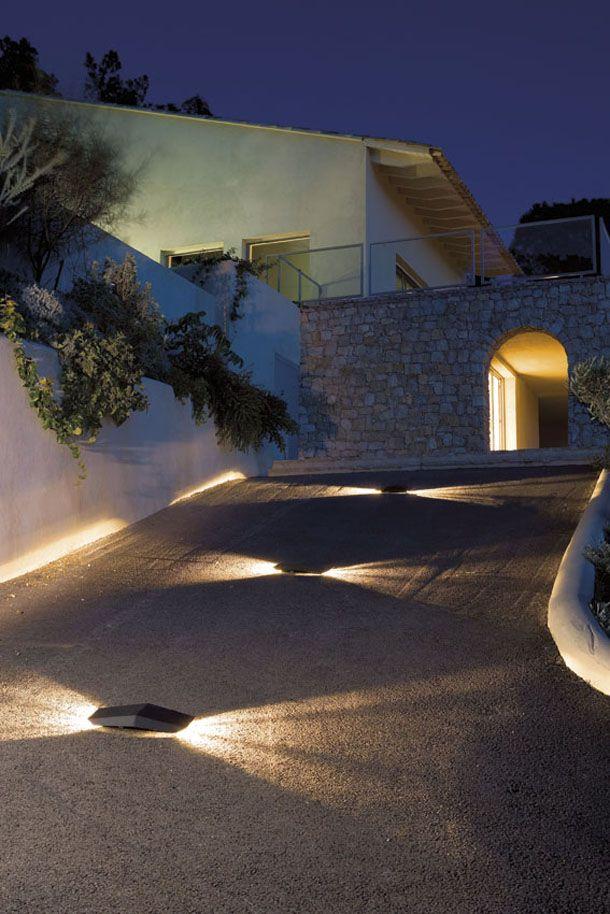 Multi Directional Inground Lights